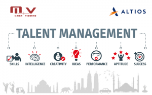 Talent management and Talent acquisition In India-M+V Altios