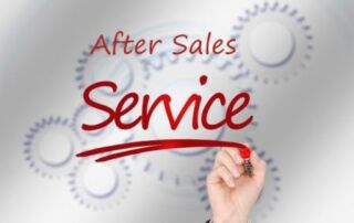 After Sales Service in India
