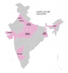 Agriculture Industry Map