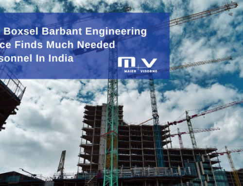 Van Boxsel Engineering Office Finds Much Needed Personnel In India