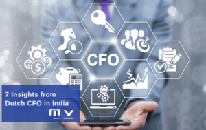 7 insights from dutch CFO in India