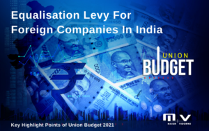 Equalisation Levy for Foreign Companies in India
