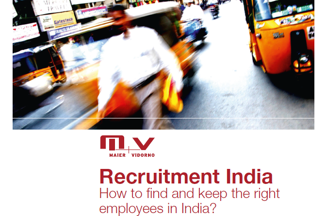 Recruitment India Event