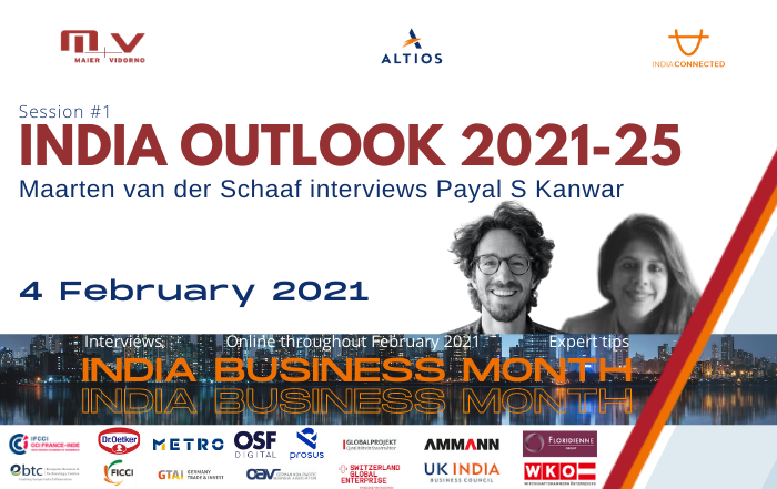 India Outlook 2021-2025