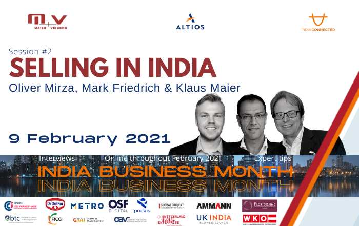 Trade and Selling in India – Diverse Customers, Diverse Opportunities
