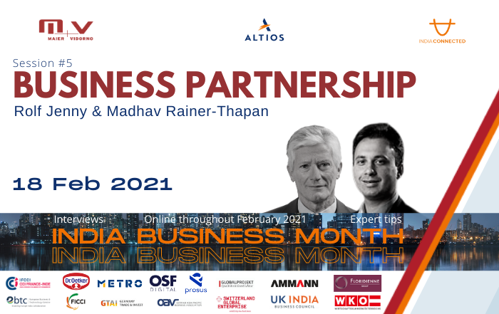 Business Partnerships & Joint Venture