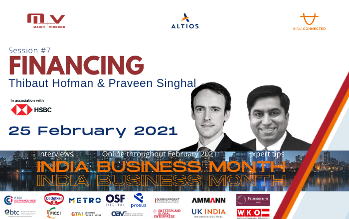 Financing in India