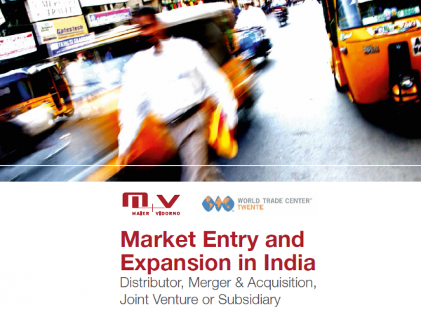 Market Entry Expansion India