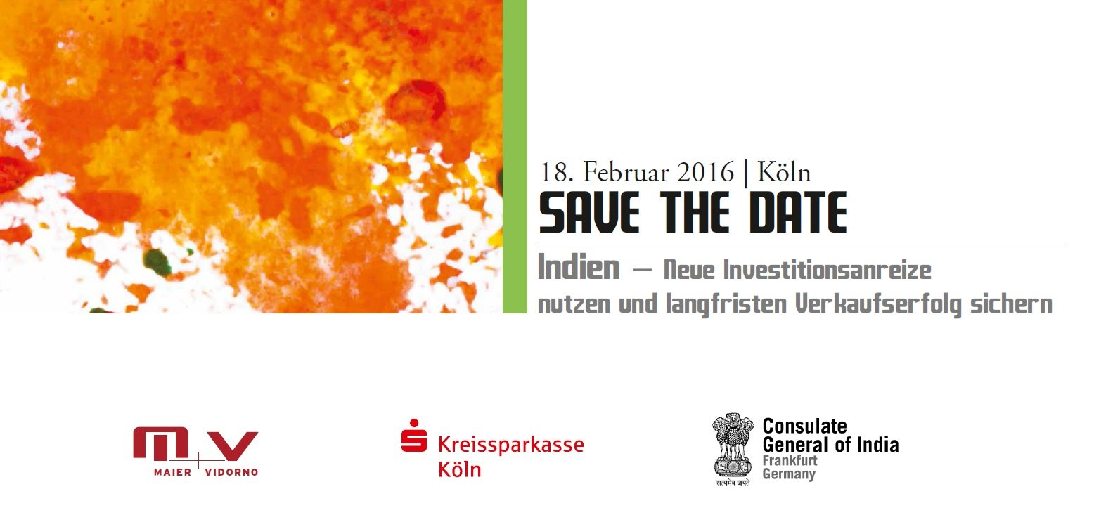 India Investment Incentives Conference