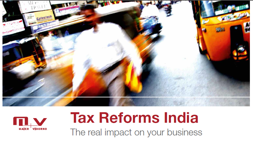 Tax Reforms India