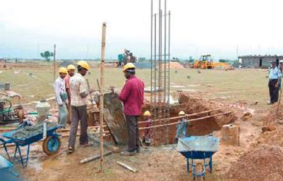 production site in India